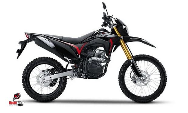 Honda CRF150 Black