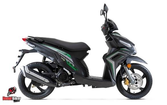 Keeway K-Blade 125 Black