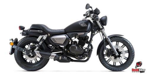 Keeway K-Light 150 Black