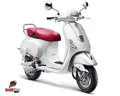 Vespa Elegant 150 White