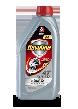 Havoline Super 4T SAE 20W40