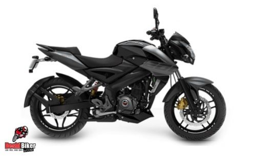 Bajaj Pulsar NS 160 FI ABS Grey
