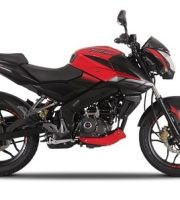 Bajaj Pulsar NS 160 FI ABS Red