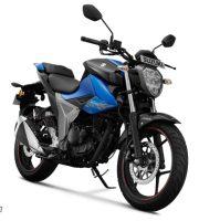 Suzuki Gixxer 2019 Metallic Triton Blue