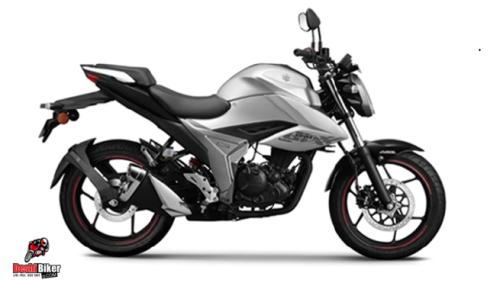 Suzuki Gixxer 2019 Metallic Sonic Silver