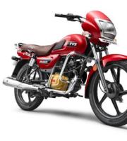 TVS Radeon Volkano Red