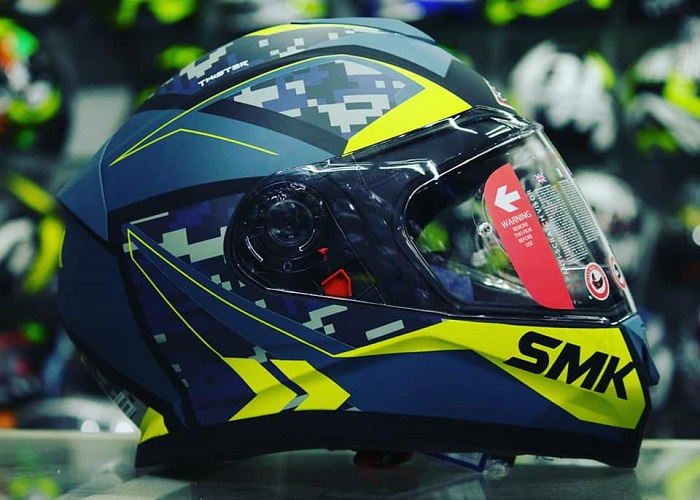 SMK Helmets BD