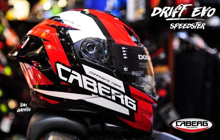 Caberg helmets BD