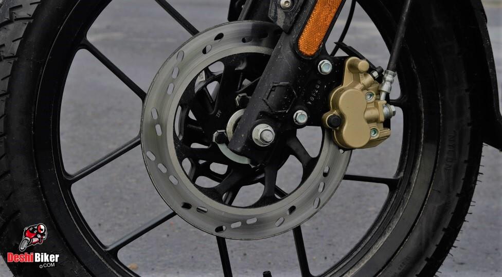 Aprilia FX 150 7 125 Brake