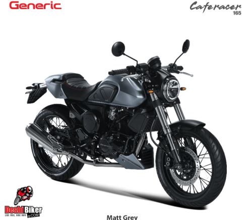 Generic Caferacer 165