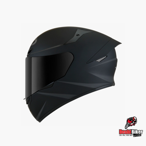 KYT TT Course Matte Black