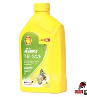 Shell Advance 4T Fuel Save 10W30