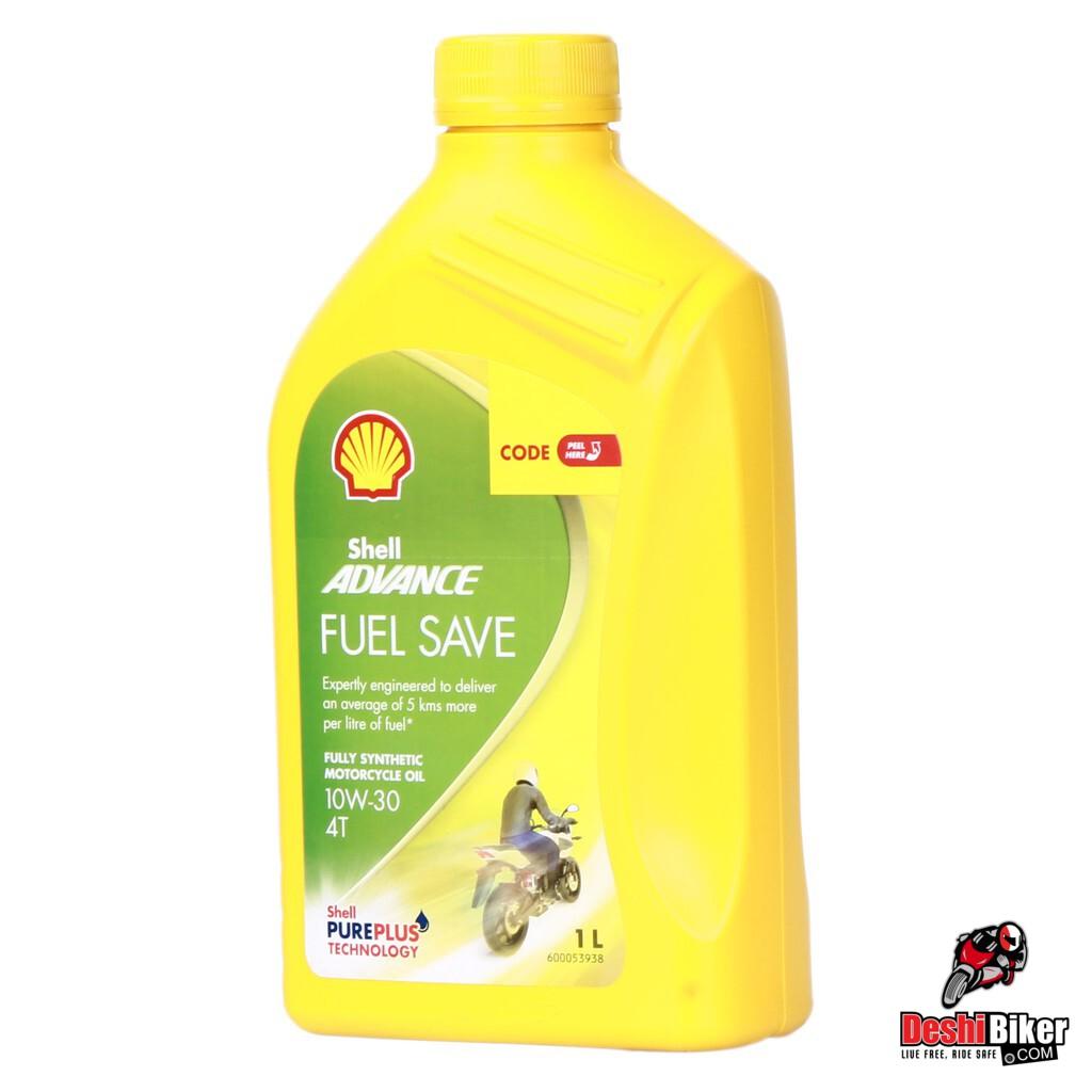 Shell Advance 4T Fuel Save 10W30