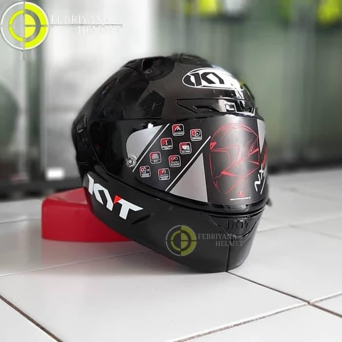 KYT NX Carbon