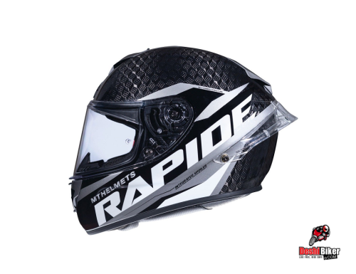 MT Rapide Pro Carbon Glossy Grey
