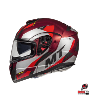 MT Atom SV Transcend Glossy Red