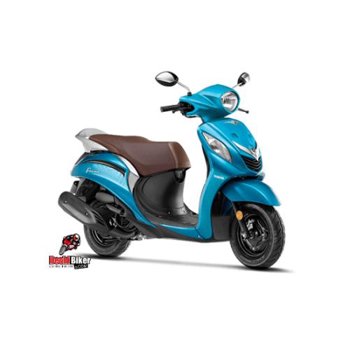Yamaha Fascino 125 Price in BD