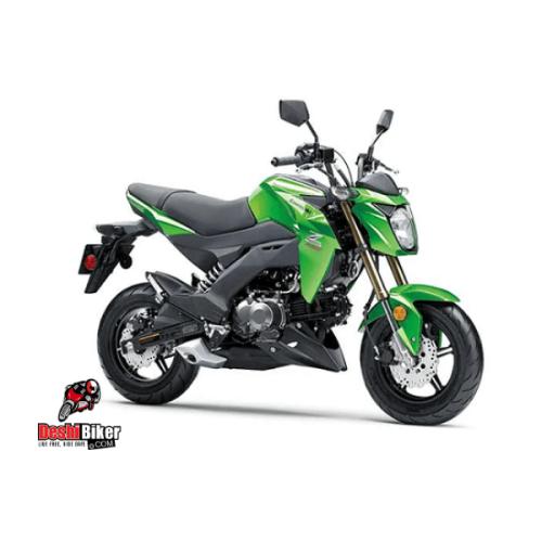 Kawasaki Z125 Pro Price in BD