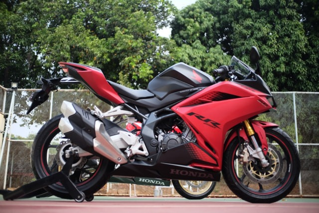 Honda CBR 250RR price in BD