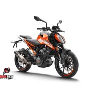 KTM Duke 125 European Price in BD