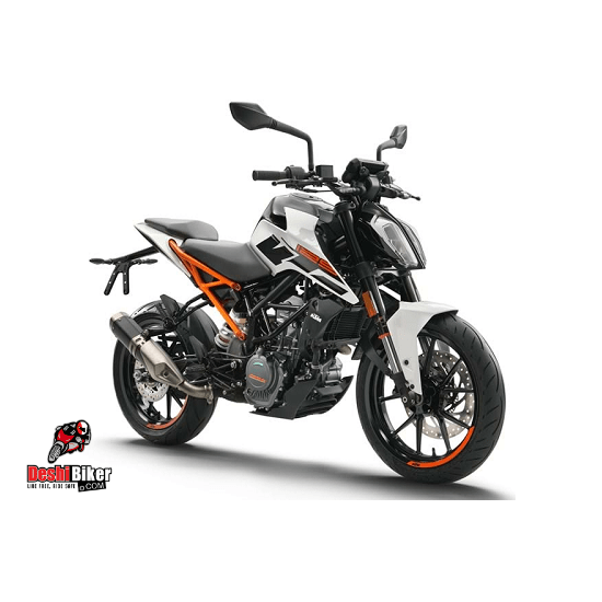 KTM Duke 125 European Price in BD