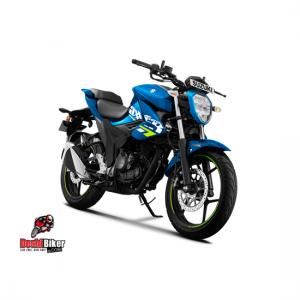 New Suzuki Gixxer 150 Blue
