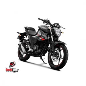New Suzuki Gixxer 150 Black