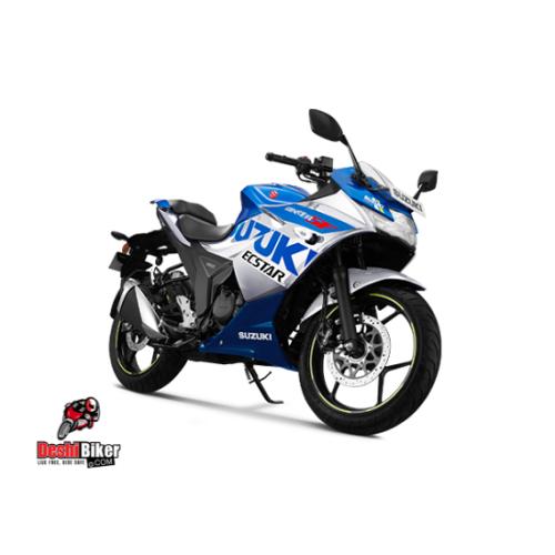 New Suzuki Gixxer SF Blue Price in BD
