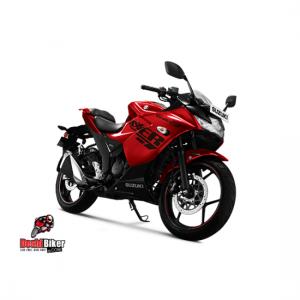New Suzuki Gixxer SF Red Price in BD